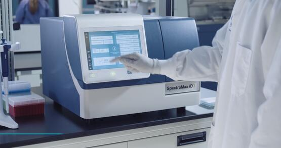 SpectraMax iD3 Multi-Mode Microplate Reader